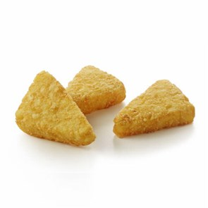 806461 Hash Browns Triangle 50g